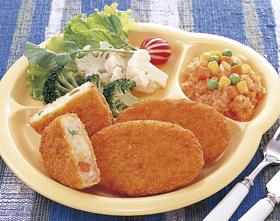 味の素冷凍食品)ランチ野菜コロッケ 約55g×20個入